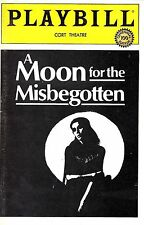 """Eugene O'Neill """"A MOON FOR THE MISBEGOTTEN"""" Kate Nelligan 1984 Broadway Playbill"""