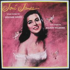 JONI JAMES - SINGS SONGS BY JEROME KERN AND HARRY WARREN - CD