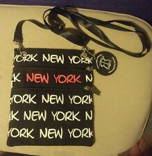 Robin Ruth NEW YORK Cross Body Bag Shoulder Purse Travel Passport NWOT