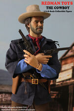 1/6 Scale Collectible Figure REDMAN TOYS Clint Eastwood COWBOY The Outlaw Blonde