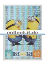 Topps Minions Trading Cards - Karte Nr. LE3