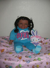 Reborn Ethnic/Biracial Blessing Baby Doll  Naree (Special Order)