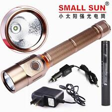 CREE Q5 LED 1800 LUMEN TACTICAL 18650 BATTERY RECHARGEABLE FLASHLIGHT TORCH R811