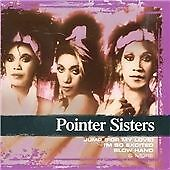 POINTER SISTERS COLLECTIONS CD 12 GREATEST HITS NEW FACTORY SEALED