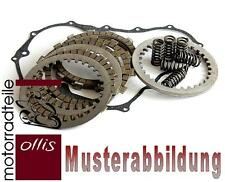 Clutch friction / steel plates + springs + gasket - Suzuki GSX 400 F - GS40XF