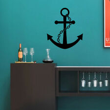 Boat Anchor Art Wall Sticker Vinyl Decal Decoration Decor Removable Kids Bedroom