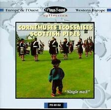 FREE US SH (int'l sh=$0-$3) NEW CD Scottish Pipe Band: Single Malt