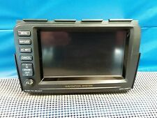 2004 Acura MDX Navigation DVD Player GPS Display OEM 39810-S3V-A210-M1