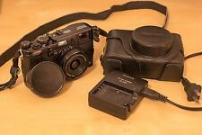 Fujifilm X Series X100S 16.3 MP Digital Camera - Black