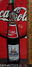 1982 MUD ISLAND MEMPHIS TENNESSEE OPENING JULY 3 1982 10 OZ COCA - COLA BOTTLE