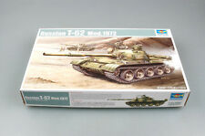 Trumpeter 00377 1/35 Russian T-62 Mod 1972