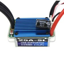Hobbywing Genuine EZRUN-25A-SL-L Brushless ESC RC 1/18 Car V2 25ampere speed