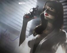 Eva Green Signed Sin City 2 Photo 11x14