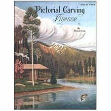 Pictorial Carving Finesse Book Al Stohlman Tandy Leather 61950-00