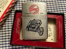 VINTAGE ZIPPO DUMORE PRECISION TOOLS LIGHTER 1961