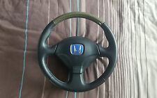 Honda steering wheel custom carbon kevlar re finished ep3 ek dc5 s2000 momo