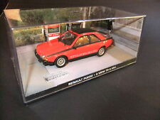 Renault Fuego  .. 007 James Bond Collection .. Im Angesicht des Todes #4379