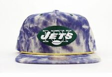 Mitchell & Ness Men's NBA New York Jets Acid Wash Snapback Hat