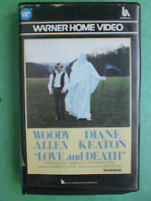 LOVE AND DEATH  (WOODY ALLEN)  (WARNERS PRE-CERT)-   RARE AND DELETED
