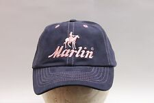 Marlin Firearms Blue/Pink Women's Baseball Cap or Hat Very Nice Quality