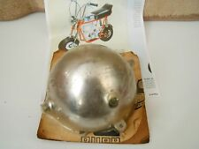 NOS OEM RUPP SMALL TIRE MINIBIKE #13076 CHROME HEADLIGHT BUCKET