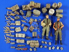 Verlinden 1/35 M42 Duster Ammo, Stowage and Crew (2 Figures) (for AFV Club) 2739