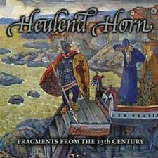"Heulend Horn ""Fragments From The 13th Century"" CD [ARGENTINA PAGAN BLACK METAL]"