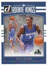 2016-17 Donruss Basketball Rookie Kings RC Insert #5 Kris Dunn Timberwolves