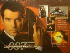 007 DER MORGEN STIRBT NIE - das offizielle buch zum film, neu - ovp