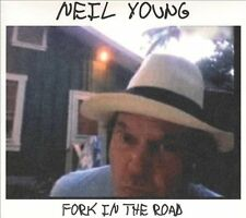 Fork in The Road - Young Neil CD & DVD Set Sealed New !