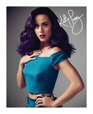 KATY PERRY AUTOGRAPHED SIGNED A4 PP POSTER PHOTO 3