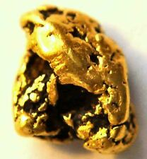 18K/20K Natural Alaska Solid Gold Nugget 3.2 Grams