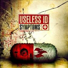 Symptoms by Useless ID (CD, 2012, Fat Wreck Chords) CD & PAPER SLEEVE ONLY