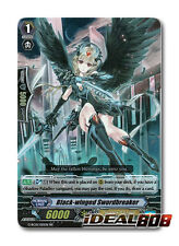 Cardfight Vanguard  x 1 Black-winged Swordbreaker - G-RC01/015EN - RR Mint
