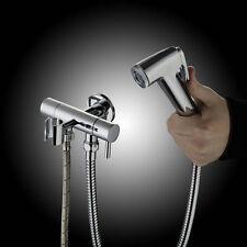 Salle de bains à remous bidet douche à main Chrome mur Robinet Mélangeur  50134