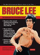 Bruce Lee: The Celebrated Life of the Golden Dragon Bruce Lee Library