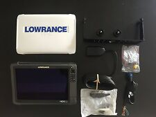 Lowrance HDS-12 Gen3 INSIGHT USA  / WITH HIGH DEFENITION TRANSDUCER NEW