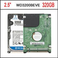 WD3200BEVE  2.5 inch 320GB IDE/PATA 5400RPM 8MB HDD Hard Driver For Laptop