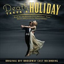 Death Takes a Holiday  Original Off-Broadway Cast  2011 by Maury Yeston
