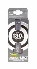 Ring Xenon 130 H1 Car Headlight Bulb Twin Pack - 130% More Light RW3348