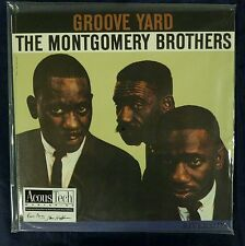 MONTGOMERY BROTHERS GROOVE YARD ANALOGUE PRODUCTIONS 180g 45rpm 2LP #0137 SEALED