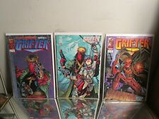 Image Comics Lot Of Grifter bagged boarded~ free shipping