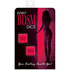 Erotic Bondage BDSM Dice Adult Foreplay Game Sex Sensual Fun