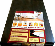5 x PACKS XPS UNDERLAY- LAMINATE/WOOD FLOORING UNDERLAY 5mm - 48M²