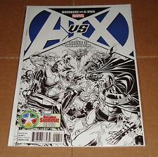 Avengers vs X-Men #2 Diamond Retailer Summit Sketch Variant Edition 1st Print