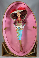 """""""SUGAR"""" BARBIE # 1 IN BYRON LARS CHAPEAUX COLLECTION w/SHIPPER- NEW NRFB"""