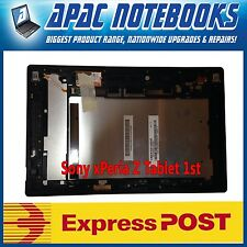 Sony xPeria Z Tablet 1st LCD  Digitizer Touch Screen Complete Assembly NO Frame
