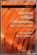 Bacterial Artificial Chromosomes-Vol 256-Zhao Stodolsky-ISBN 0896039897