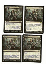 MTG 4X ** MUTILATE ** X4 Magic M13