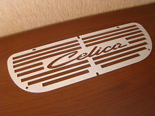 "TOYOTA CELICA ST205 GT-FOUR GT4 BONNET HOOD GRILLE GRILL TRAY VENT ""Celica"""